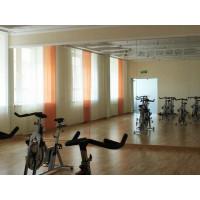 Зеркальные стены в спортзалы и фитнес центры на заказ